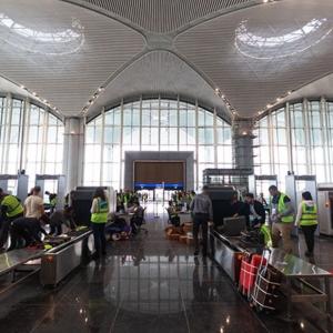 تصویر - فرودگاه Istanbul Yeni Havalimanı , بزرگترین فردوگاه دنیا , اثر تیم معماری Grimshaw , ترکیه - معماری