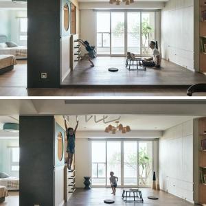 تصویر - ایده ای برای طراحی اتاق خواب کودک - معماری