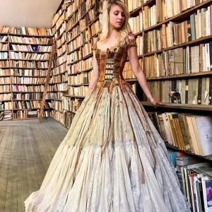 عکس - آثار خلاقانه طراح لباس فرانسوی