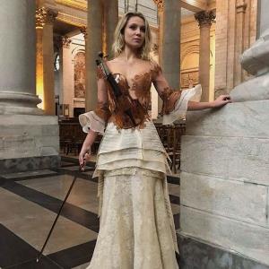 تصویر - آثار خلاقانه طراح لباس فرانسوی - معماری