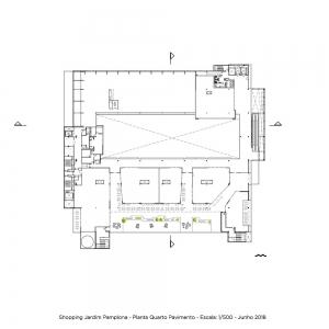 تصویر - مرکز تجاری Jardim Pamplona , اثر تیم طراحی L35ACIA Arquitetura , برزیل - معماری