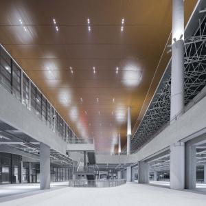 تصویر - بندرگاه پل Hong Kong-Zhuhai-Macao , اثر تیم طراجی معماری ECADI , هنگ کنگ - معماری