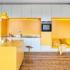 عکس - جزئیات طراحی آپارتمانی بازسازی شده در استکهلم