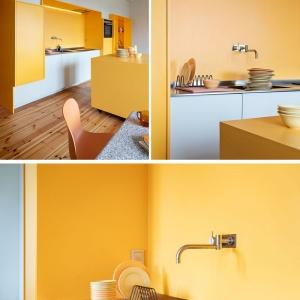 تصویر - جزئیات طراحی آپارتمانی بازسازی شده در استکهلم - معماری
