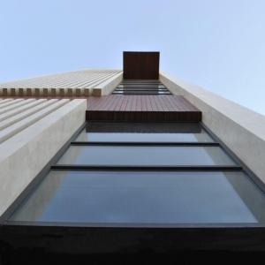 عکس - ساختمان مسکونی اِدِن , اثر تیم طراجی افشین خسرویان , مشهد