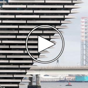 تصویر - Kengo Kuma s V&A museum takes shape in Dundee - معماری