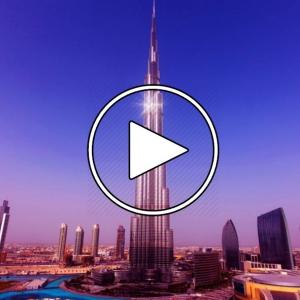 تصویر - Burj Khalifa - TOUR and VIEW from the 148th floor - معماری