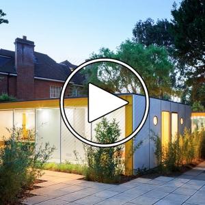 تصویر - Richard Rogers discusses his seminal Wimbledon house - معماری