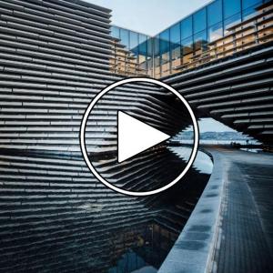 تصویر - Kengo Kuma interview : V-A Dundee museum is like a sea cliff  - معماری