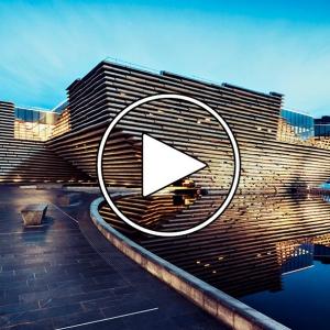 تصویر - Six Facts about V&A Dundee - معماری