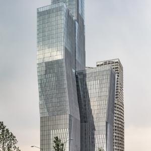 تصویر - 15 دلیل معتبر که نشان می دهد سال 2018 رکورد سازه های بلند و مرتفع را شکسته است. - معماری
