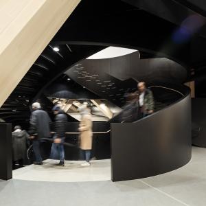 تصویر - کتابخانه مرکزی Oodi , اثر تیم طراحی ALA Architects , فنلاند - معماری