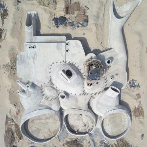 تصویر - موزه هنر UCCA , اثر گروه معماری OPEN Architecture , چین - معماری