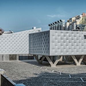 تصویر - مرکز هنرهای معاصر DOX , اثر تیم طراحی معماری Petr Hajek Architekti , جمهوری چک - معماری