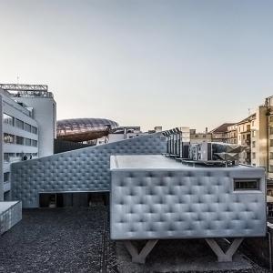 عکس - مرکز هنرهای معاصر DOX , اثر تیم طراحی معماری Petr Hajek Architekti , جمهوری چک