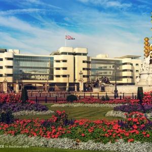 تصویر - 7 ساختمان نمادین مشهور اگر در سبکهای معماری متفاوتی ساخته می شدند،چگونه بودند؟  - معماری