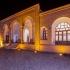 عکس - نگاهی به اقامتگاهی زیبا در دل کویر ،خانه بومگردی قندچین