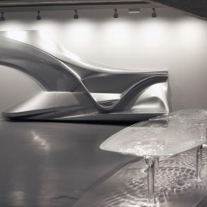تصویر - Zaha Hadid , Beyond Boundaries , Art and Design - معماری