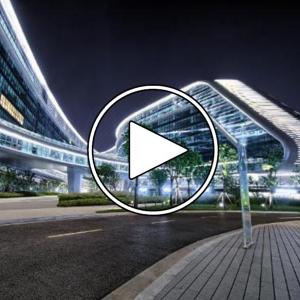 عکس - skysoho , اثر دفتر معماری زاها حدید , شانگهای چین