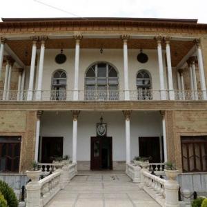 تصویر - بازگشایی خانه تیمورتاش - معماری