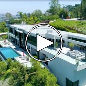 عکس - 7863 Mulholland Video Tour , Luxury Home