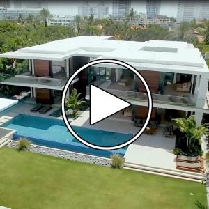 عکس - Property Showcase , 6480 Allison Rd , Miami Beach