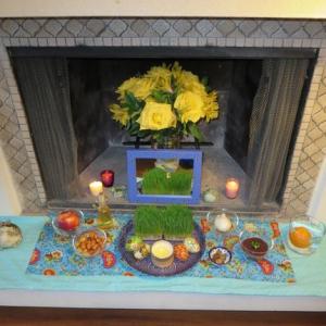 تصویر -  چند جای مناسب برای قرار دادن هفت سین در طی ایام عید نوروز - معماری