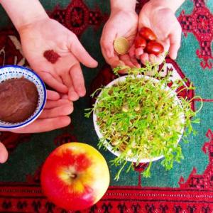 عکس -  چند جای مناسب برای قرار دادن هفت سین در طی ایام عید نوروز
