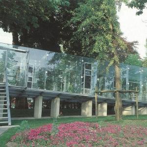 تصویر - پاویون CMY , اثر گروه معماری شهری Shift , هلند - معماری