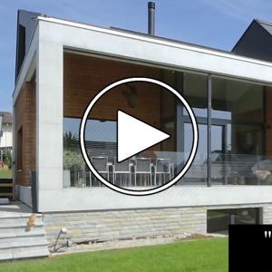 تصویر - خانه Swiss Simplicity , اثر تیم طراحیWPArch , سوئیس - معماری
