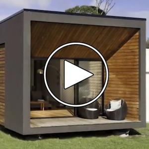 عکس - 10 خانه پیش ساخته مدولار از معماران Archiblox Architects با استفاده از تکنولوژی های پیشرفته