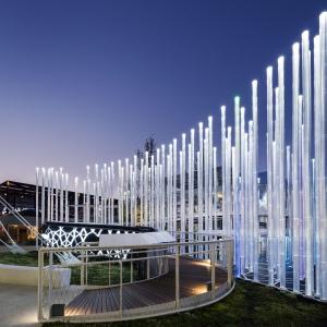 تصویر - پاویون ENEL , اثر تیم طراحی Piuarch , ایتالیا - معماری