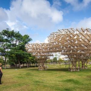 تصویر - پاویون M.A.P ,اثر تیم طراحی معماری Impromptu Projects , ماکائو - معماری