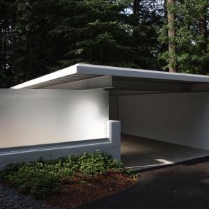 عکس - پاویون Firestone , اثر تیم طراحی Newick Architects , آمریکا