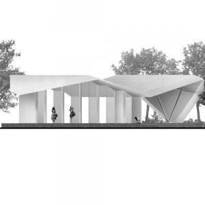 تصویر - پاویون Tianyi , اثر گروه معماری UM , چین - معماری