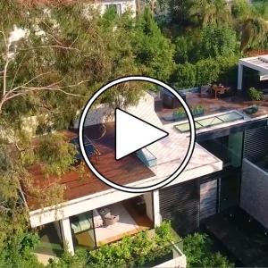 عکس - خانه Sunset Strip , بورلی هیلز، کالیفرنیا