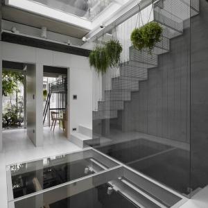 تصویر -  ساختمانی مسکونی با نمای 2 پوسته , اثراستودیو همکاران Chun-ta Tsao و Kuan-huan Liu ( استودیو KC Design ) , تایوان - معماری