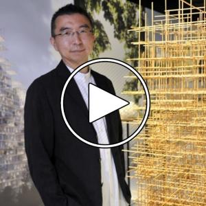 عکس - مصاحبه با Sou Fujimoto : من درتلاش برای خلق ارتباط بین طبیعت و معماری هستم .