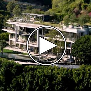 تصویر - ویلا SARBONNE , آمریکا , لس آنجلس - معماری