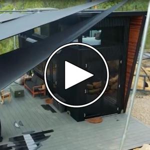 عکس - خانه ای کوچک و مدرن , که ذهن شما تحت تاثیر قرار می دهد , استرالیا , سیدنی