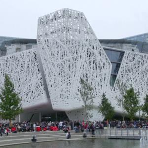 تصویر - پاویون ایتالیا , اکسپو 2015 میلان - معماری