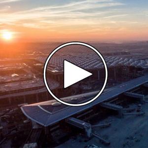 تصویر - فرودگاه Istanbul Yeni Havalimanı , اثر تیم معماری Grimshaw , ترکیه - معماری