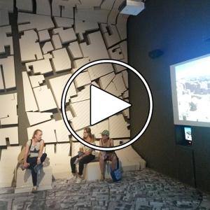 عکس - غرفه ایران در دوسالانه معماری ونیز ( ۲۰۱۴ - ۲۰۱۶ )