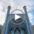 عکس - جلوه معماری پارسی در مسجد امام اصفهان