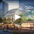 عکس - معماری ویژه و محیط جذاب مرکز اداری آمازون در سیاتل