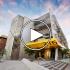 عکس - معماری و معماری داخلی دانشگاه کورتین
