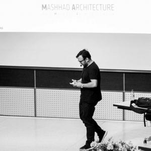 تصویر - فصل اول , گفتمان دوم , فرآیند طراحی جزء به کل , سخنرانی آرین حکیمی نژاد - معماری