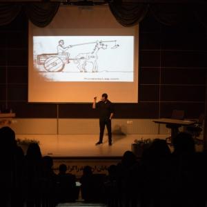 تصویر - فصل اول , گفتمان چهارم , The Structure Of Context , سخنرانی فرشاد مهدی زاده - معماری