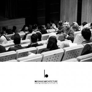 تصویر -  فصل اول , گفتمان پنجم , فرآيند طراحي در استوديو معماري كات , سخنرانی کوروش حاجی زاده - معماری
