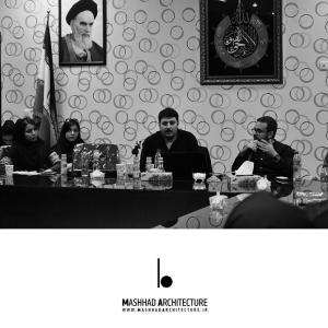 تصویر - فصل اول , گفتمان هفتم , سخنراني مهندس نيما كيواني - معماری
